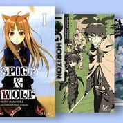 Les Light Novels : le roman de gare venu du Japon