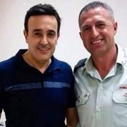 La photo d'un chanteur tunisien et d'un soldat israélien crée la polémique