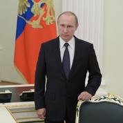 JO de Rio: Poutine décore ses champions