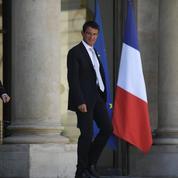 Manuel Valls face à la discorde à gauche