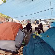 La Mairie de Lille demande l'évacuation d'un camp de migrants