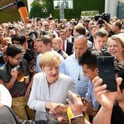 Merkel repousse l'annonce d'une candidature