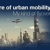 Airbus planche sur des taxis volants sans pilote pour la ville du futur