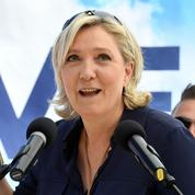 Pour sa rentrée, «Marine» sans logo ni «Le Pen»