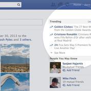 Facebook remplace ses éditeurs humains par des algorithmes