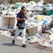 Au Liban, Beyrouth replonge dans une nouvelle crise des ordures