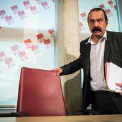 Martinez reprend la lutte contre la loi travail et reparle des 32heures
