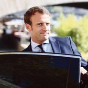 Macron: dans les rangs de droite, un parcours qui déçoit,une ambition qui intrigue