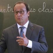 Dernière rentrée scolaire pour Hollande: un bilan peu concluant