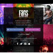 Fans ,le nouveau réseau social des mordus de musique