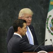 Donald Trump baisse la garde face au Mexique