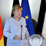 Angela Merkel défend le traité Tafta