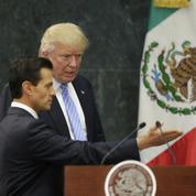 Au Mexique, la visite de Donald Trump est vivement critiquée