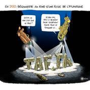 Le dessin d'Ixène : «Le Tafta»