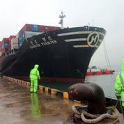 L'armateur coréen Hanjin Shipping prend l'eau