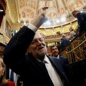 Espagne : Mariano Rajoy reconduit à la tête du gouvernement