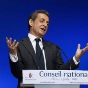 Sarkozy présenté comme un «être hors norme» dans un argumentaire militant