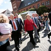 Migrants: Merkel face à la défiance des électeurs allemands