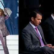 Madonna qualifie les fils de Donald Trump de «mauviettes»
