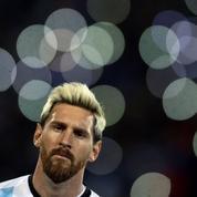 Messi s'est teint en blond pour «repartir de zéro»