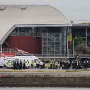 Un aéroport londonien bloqué plusieurs heures par des militants de Black Lives Matter