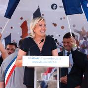 Marine Le Pen assurée de se qualifier pour le second tour de la présidentielle