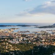 Toulon, toutes voiles dehors