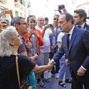 Présidentielle 2017: François Hollande au pied du mur