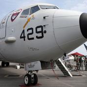 Incident entre un avion américain et un chasseur russe au-dessus de la Mer noire