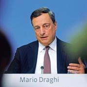 BCE : plus optimiste, Mario Draghi maintient le cap