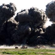 Dans la plaine de Ninive en Irak, le délicat travail de déminage débute