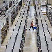 Amazon crée 1000 emplois pour suivre la croissance de ses commandes