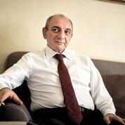 Bako Sahakian, un président en première ligne