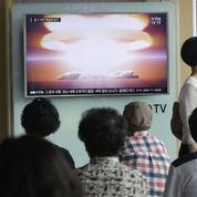 Essais nucléaires en Corée du Nord: une puissance explosive difficile à établir