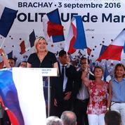 Marine Le Pen en tête au premier tour : pourquoi plus personne ne s'en étonne