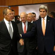 Les États-Unis et la Russie trouvent un accord sur la Syrie
