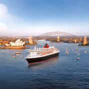 Trois tours du monde signés Cunard