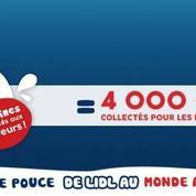 Lidl collecte 4 millions d'euros pour les éleveurs