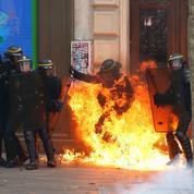 Manifestations anti-loi travail: 62 interpellations dans toute la France