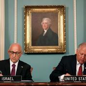 L'Amérique débloque 38 milliards de dollars pour préserver la supériorité militaire d'Israël