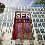 SFR risque une amende de 550millions d'euros