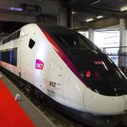 La SNCF lance le nouveau TGV Océane en pleine crise Alstom