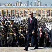 Turquie: le «contre-coup d'État» s'intensifie