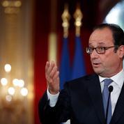 Hollande fier de son bilan «compétitivité»