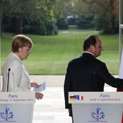 Le renforcement de la zone euro à l'arrêt