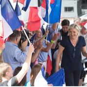 À Fréjus, le FN veut jouer l'unité derrière Marine Le Pen