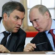 Viatcheslav Volodine, le gardien du Kremlin