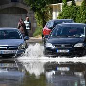 Intempéries : un blessé grave dans le Gard, des inondations dans l'Hérault