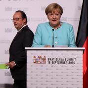 Europe: Merkel enterre les «quotas» de réfugiés