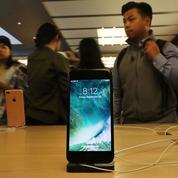 En cas de forte sollicitation, les iPhone 7 Plus émettent un curieux sifflement